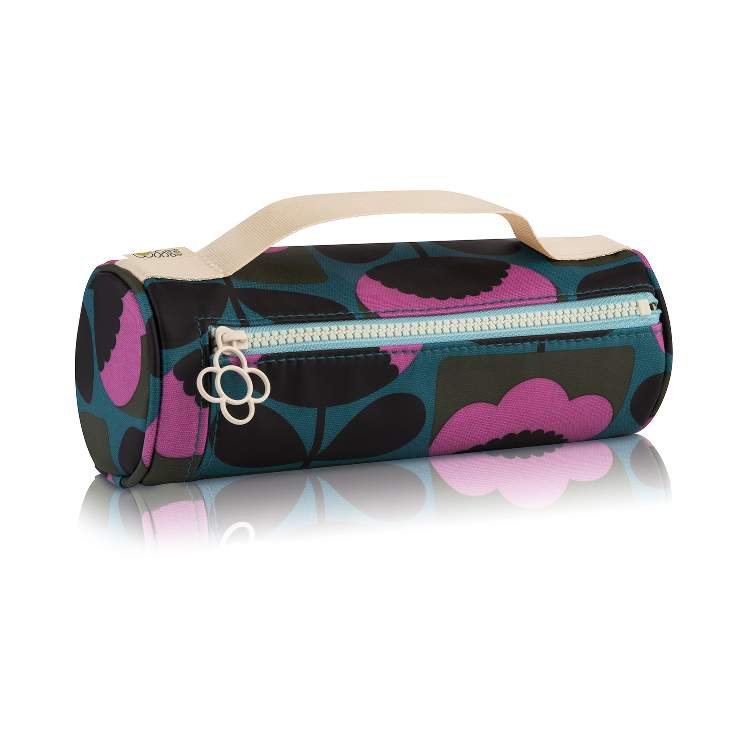 Orla Kiely – Spring Bloom Collection Cosmetic Brush/Pencil Case