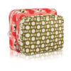 Orla Kiely - Apple Collection Double Toiletry/Wash Bag