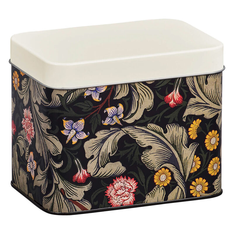 V&A – Leicester Gardener's Storage Tin with 12 Individual Dividers