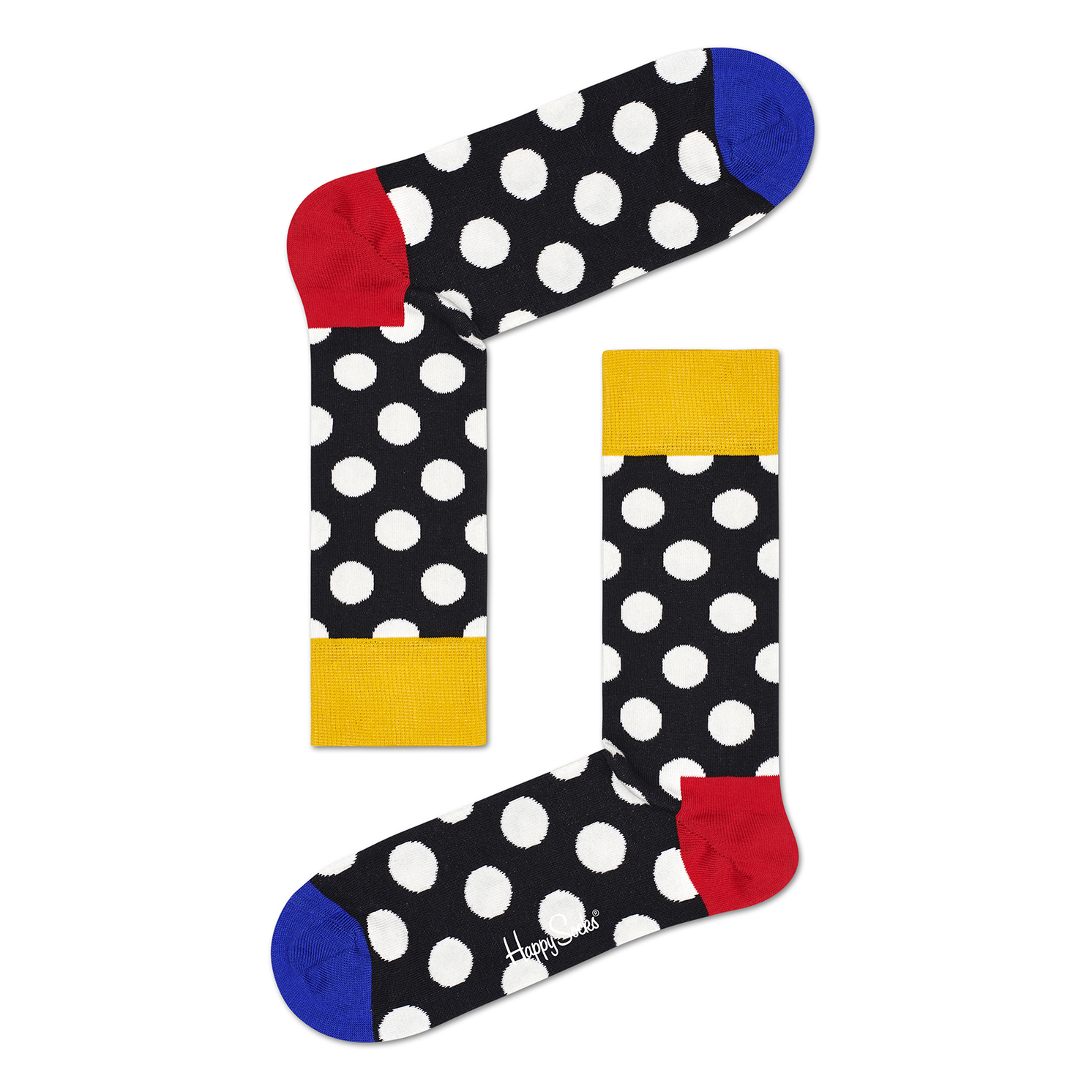 Happy Socks – Set of 3 Pairs of Super Dad Socks in Presentation Gift Box