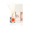 Orla Kiely - Rose, Geranium & Eucalyptus Snail Moulded Reed Diffuser in Gift Box