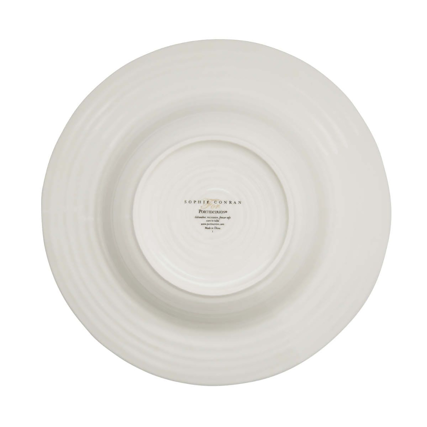 Sophie Conran for Portmeirion – Set of 2 White Bistro Bowls in Gift Box