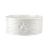 Sophie Conran for Portmeirion – White 19.5cm Diameter Pet Bowl in Box