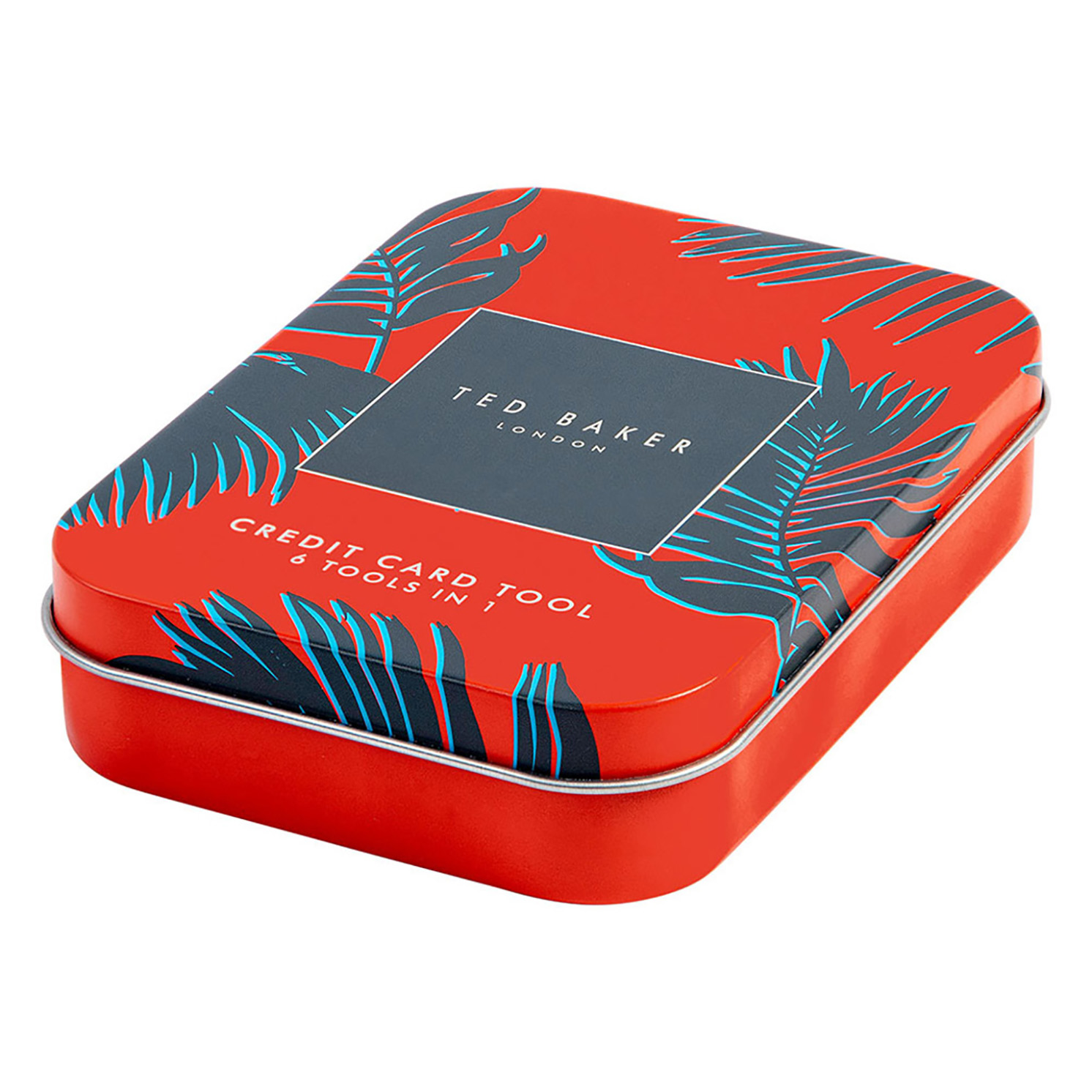 Ted Baker – Credit Card 6 in 1 Tool in Presentation Gift Tin