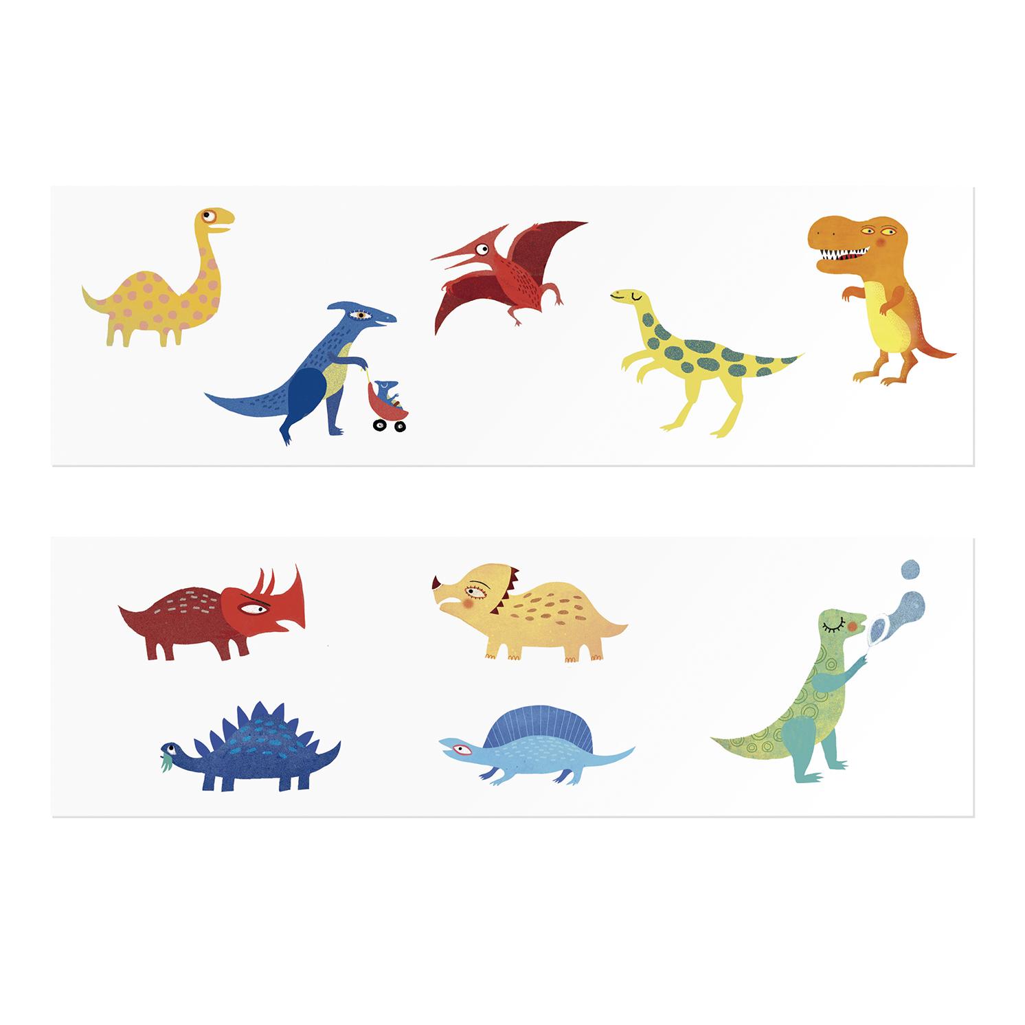 Londji – Dinosaurs Tattoos