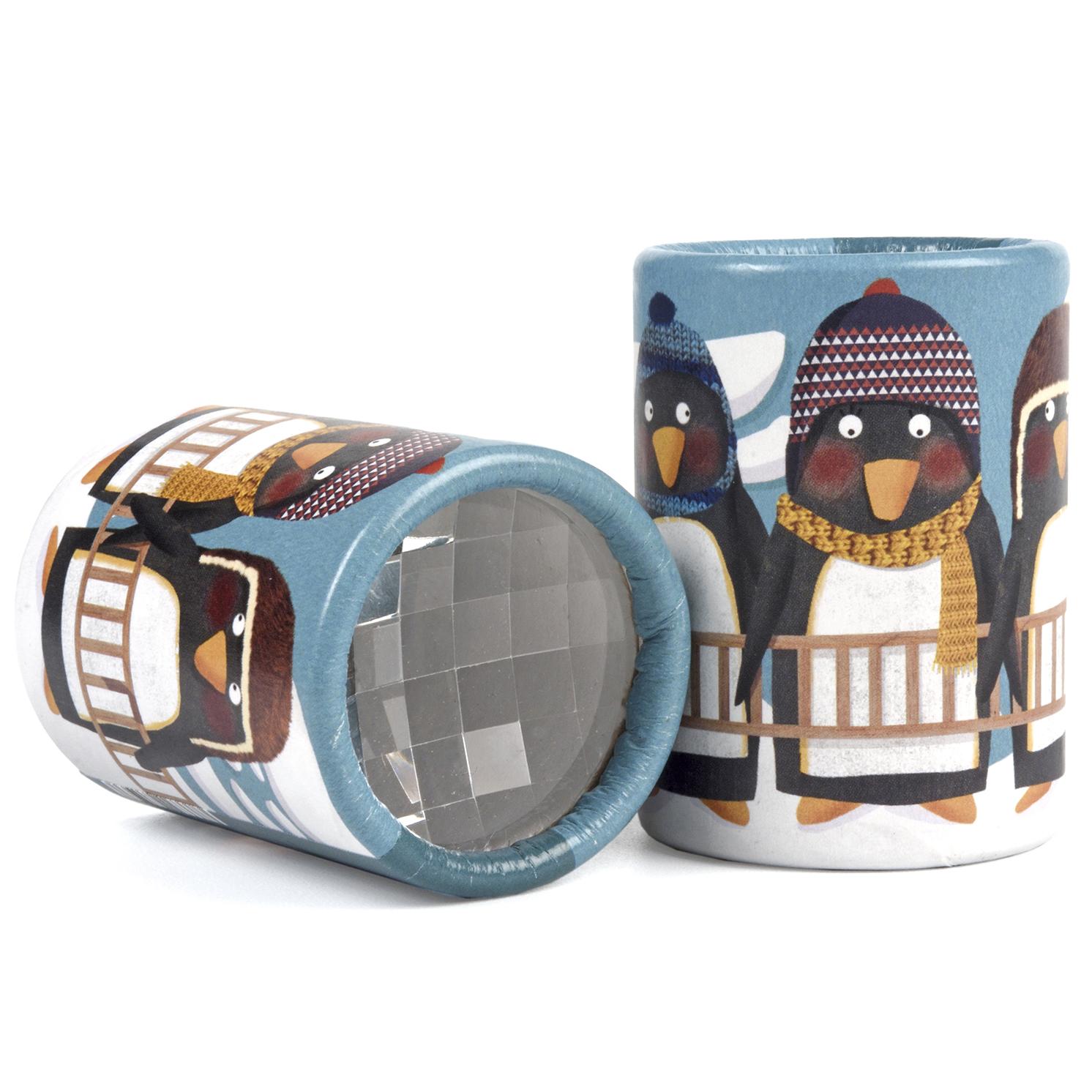 Londji – Penguins Mini Kaleidoscope