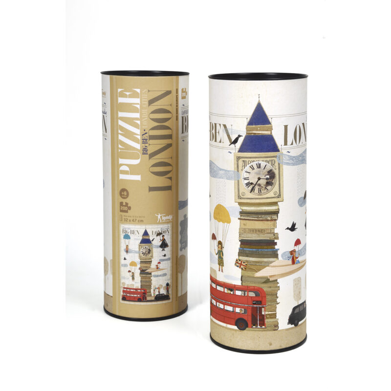Londji – Big Ben London Puzzle in Tube