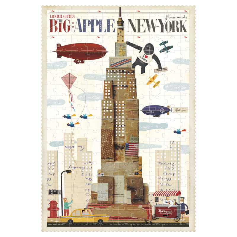 Londji – Big Apple New York Puzzle in Tube