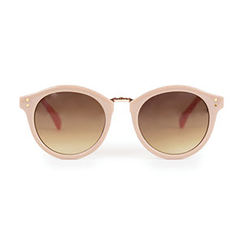 Powder – Stone & Candy Megan Sunglasses with Pouch and Case