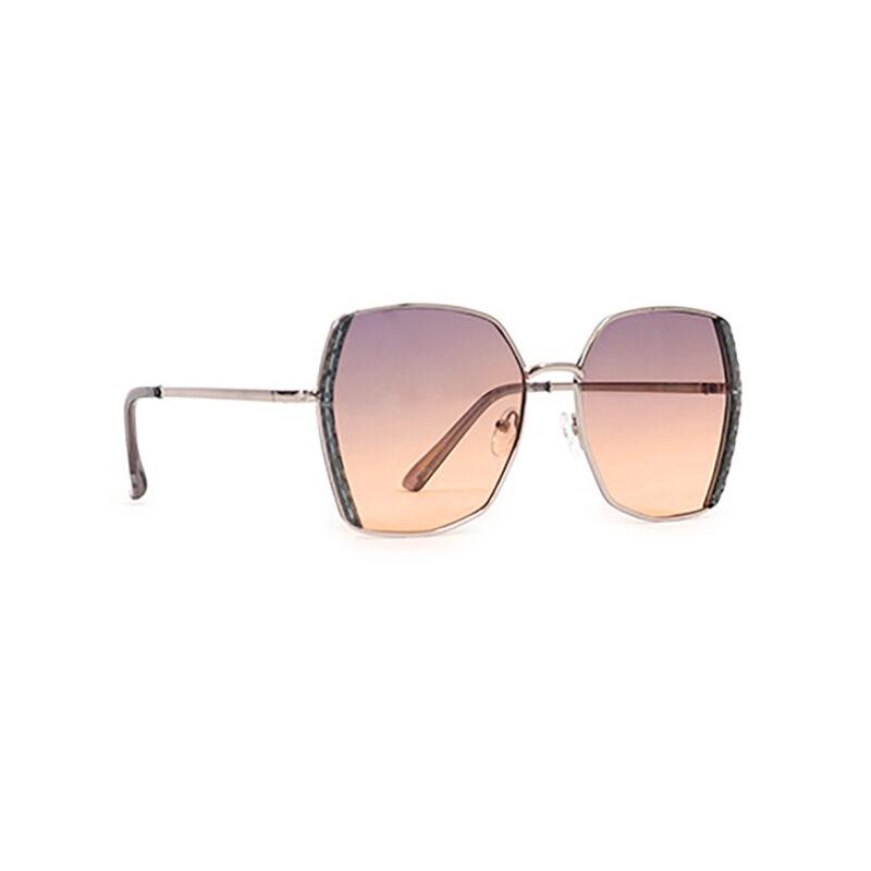 Powder – Grey Peyton Sunglasses with Box Case