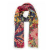 Powder – Countryside Animals Print Scarf with Powder Presentation Gift Bag