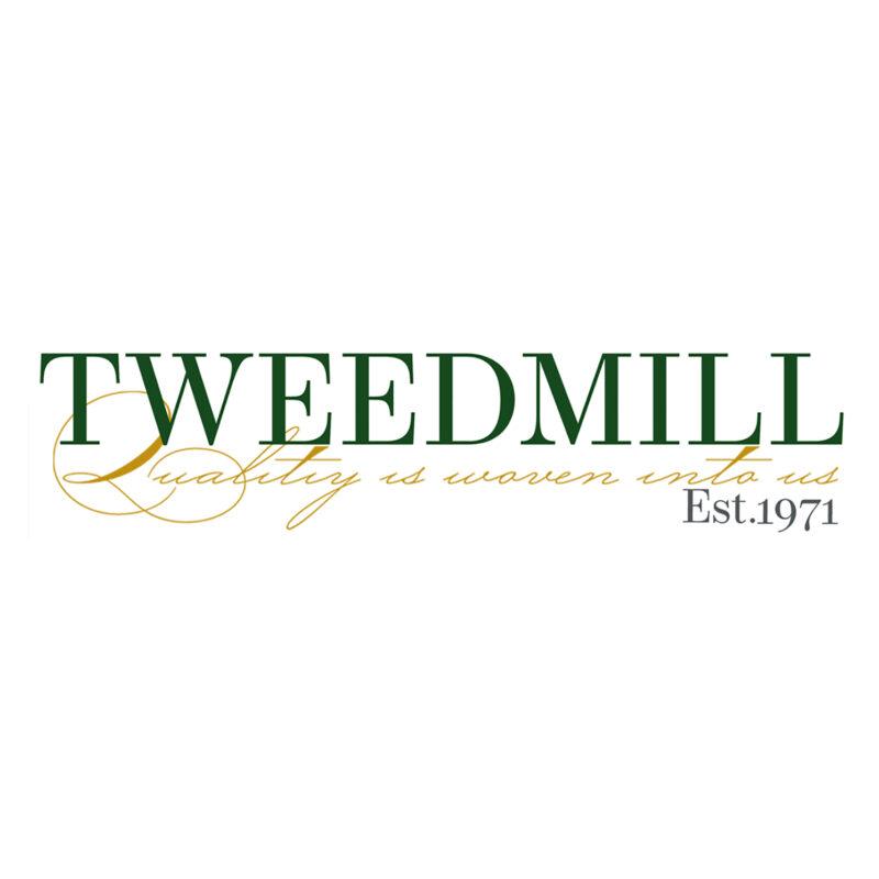 Tweedmill – Frost Pure New Wool Waffle Throw
